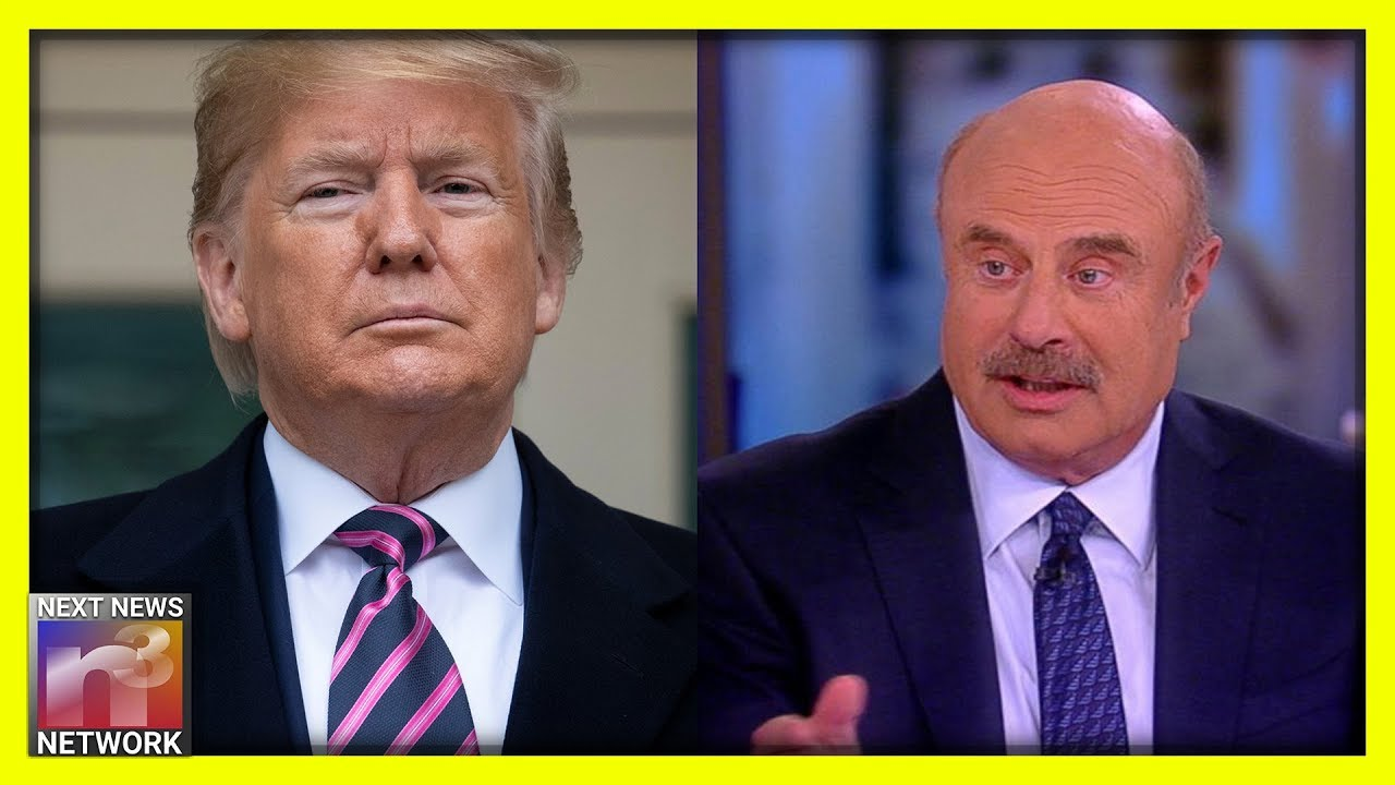 Dr. Phil Proves Trump Right - Reveals Just How Much the Lockdown Will Hurt America
