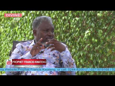 TEMPTATION AND LUST (Divine Hour) by Prophet Francis Kwateng