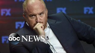 Louis C.K. admits the allegations against him are true
