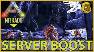 HOW TO BOOST IN ARK