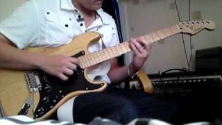 Jason Becker Cover Eleven Blue Egyptians by moonshine