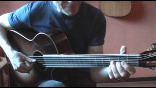 He Ain´t Heavy He´s My Brother - fingerstyle guitar