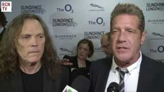 The Eagles Glenn Frey & Timothy B. Schmit Interview Sundance London 2013