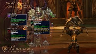 hOw to-Legion 7.1.5  Fury Warrior Artifact-Warswords of the Valarjar Hidden Skin-The Dragonslayers