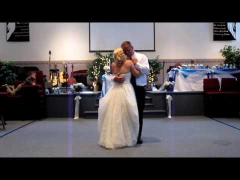 butterfly kisses daddy daughter dance