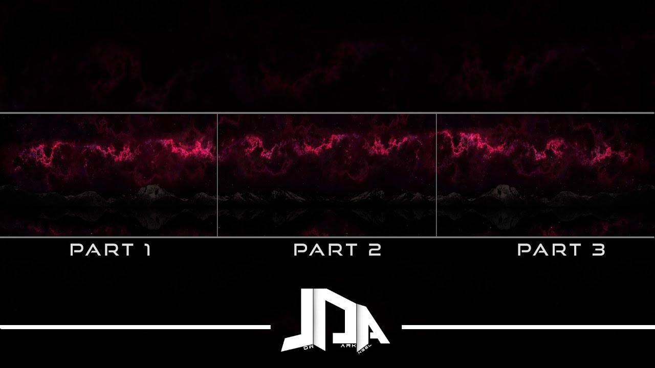 Infinite Nebula - Triple Monitor - Animated Wallpaper Engine 1080p / 60fps