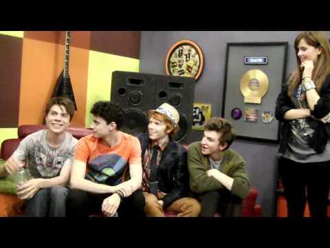 Meet Some of the  'Radio Rebel' Cast