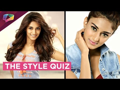 Erica Fernandes talks about her Personal Style   Exclusive   India Forums