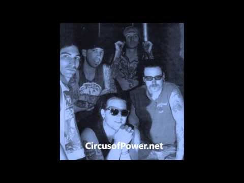 Circus of Power Crazy Live 1989