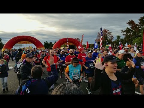 10.28.18 Marine Corps Marathon 2018 (Full Recap)