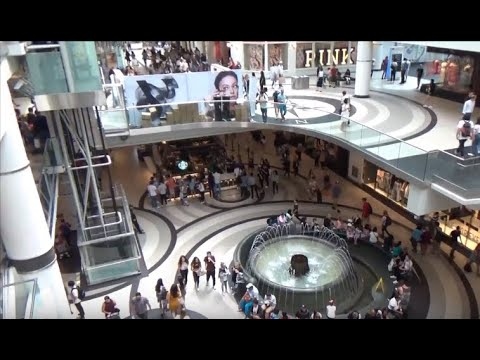 Eaton Centre Mall Toronto