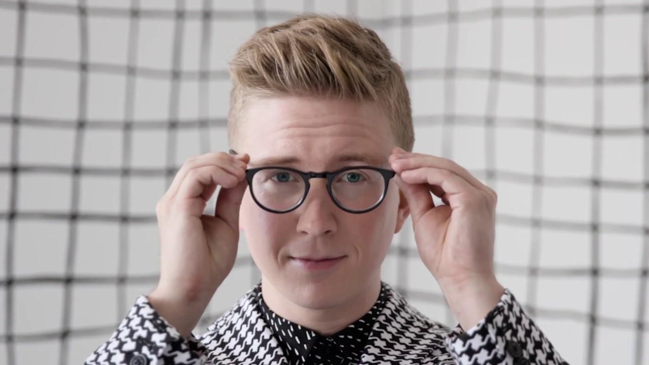 tyler oakley eyeglasses