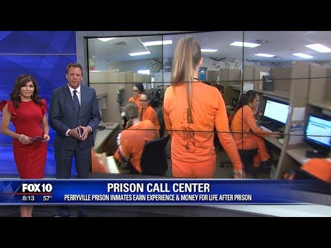 Televerde Program Providing Arizona Inmates a Real Second Ch
