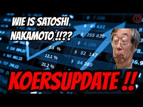 🔥 Live Koersupdate Doopie Cash 🔥 | Bitcoin & Crypto | I Am The Real Satoshi