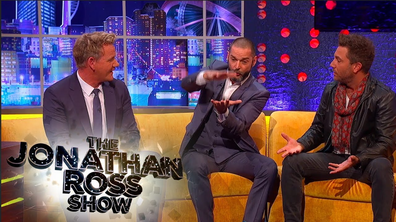 Download Gordon & Fred on Gino's Driving Ability   The Jonathan Ross Show