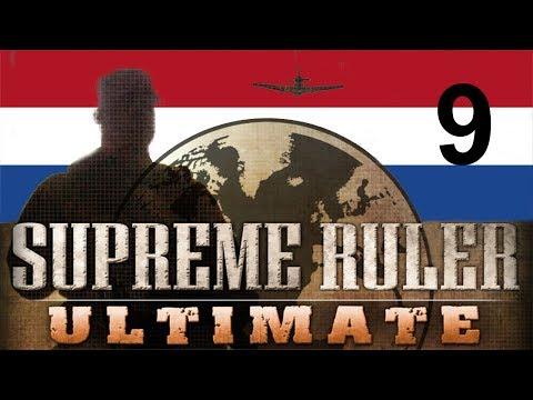 Supreme Ruler Ultimate - Legacy of the Netherlands 2 - 9