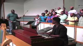 """Thank You for Your Grace""- Brandon Pair & United Voices of Praise"