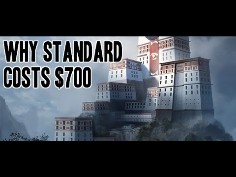 Why Standard costs $700