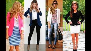 Moda y Ropa 2018 de 30 a 40 años outfit modernos
