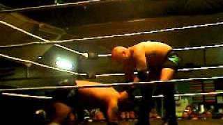 DAMIEN STORM vs. CHARLES WEST    NWA BATTLEZONE  1-14-2012