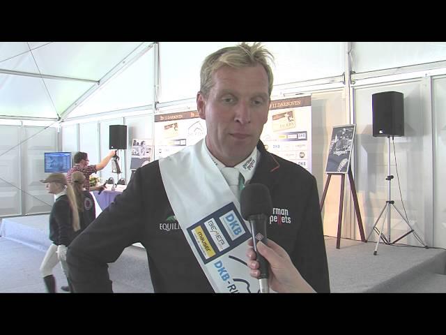 Andre Thieme - Nr. 1 der DKB-Riders Tour