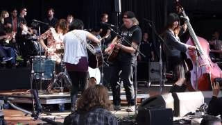 Norah Jones/Puss N Boots with Neil Young - Down By The River (Bridge Benefit 10/26/14)