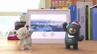 Талисманы Зимней Олимпиады в Пхёнчхане 2018 (주카자흐스탄 한국문화원)