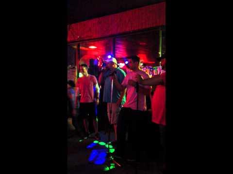 Highwayman karaoke action!