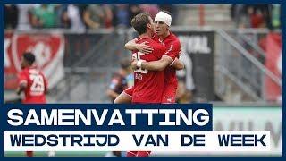 Samenvatting FC Twente - RKC Waalwijk