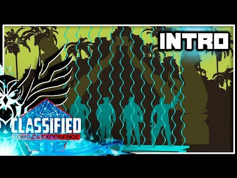 CLASSIFIED - CINEMÁTICA INICIAL || Yuri, Samantha, Ultimis y FIVE (Call of Duty Black Ops 4 Zombies) thumbnail