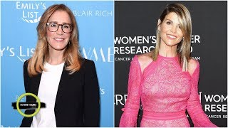 Felicity Huffman, Lori Loughlin charged in college bribery scheme | Outside the Lines