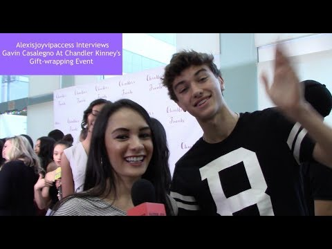 Gavin Casalegno Talks About Modeling - Interview With Alexisjoyvipaccess