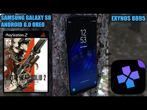 Samsung Galaxy S8 (Exynos) - Metal Gear Solid 3: Snake Eater
