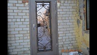 Входная дверь с терморазрывом своими руками.