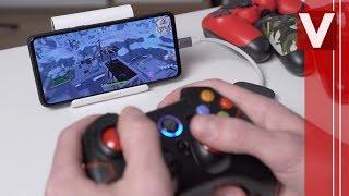 SO kannst du Fortnite mit Controller auf deinem Smartphone spielen - Venix