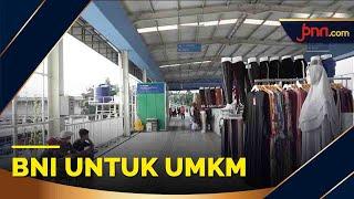 BNI Siapkan Dana Hingga Rp 15 Miliar Untuk Dukung UMKM - JPNN.com