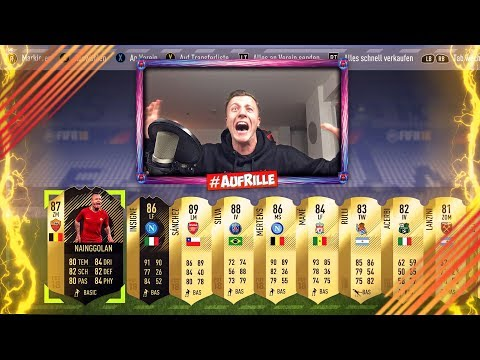 FIFA 18 : BEST OF 1500€ PACK OPENING 🔥🔥🔥