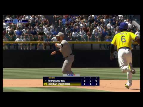 MLB The Show 17: Diamond Dynasty - Rich Experience - Malarkey Galore