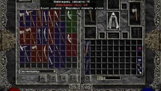 Обзор мода Diablo II - Ressurection
