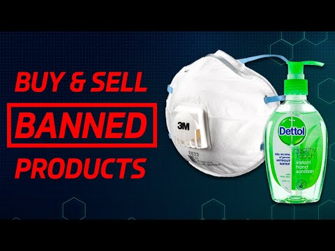 How To Buy And Sell BANNED Products Online