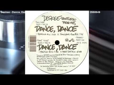 Deskee - Dance, Dance (Zanzibar 4am Mix) (1990)