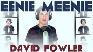 "A cappella cover of ""eenie meenie"" by sean kingston and justin bieber. download here: http://www.facebook.com/davidfowlermusic/app_178091127385 facebook: htt..."