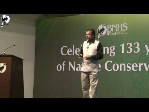 BNHS 133 years speech by Dr. Deepak Apte, Director BNHS