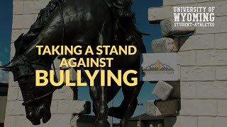 Wyoming Student-Athletes and Coaches Take a Stand Against Bullying (Anti-Bullying Video)