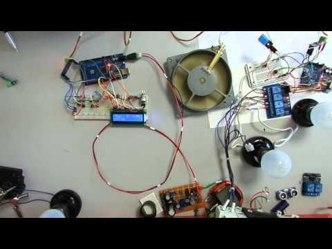 Подключение Arduino через интерфейс RS485