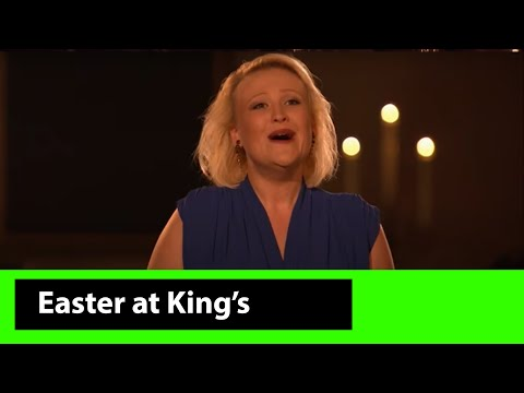 King's College Cambridge 2017 Easter Hymn from Cavalleria Rusticana Mascagni
