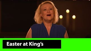 King 39 s College Cambridge 2017 Easter Hymn from