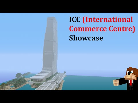 Minecraft Skyscraper- (The ICC)
