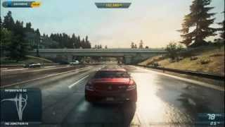 NFS Most Wanted 2012 Gameplay - Maxed Out on AMD Radeon HD 6670 Gameplay w/ Commentary