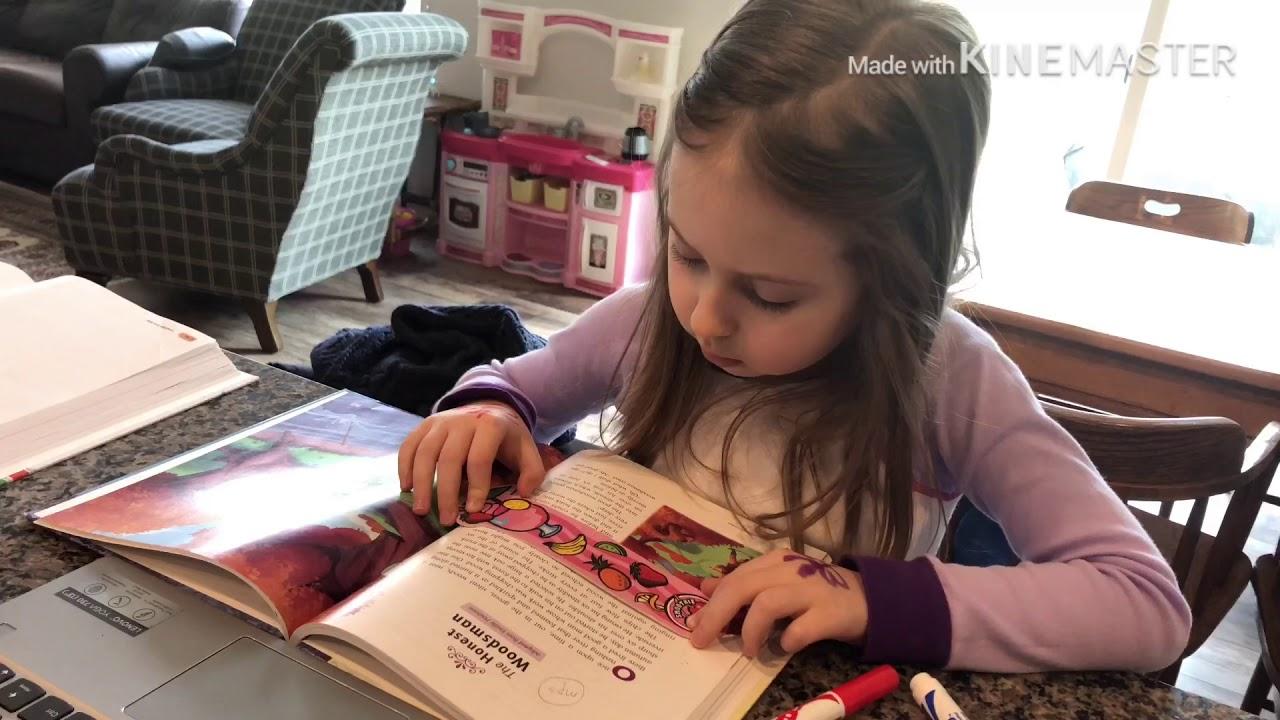 Homeschooling during COVID-19 | K12 - Kindergarten
